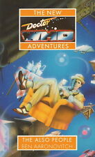 7th Dr Doctor Who Virgin New Adventures Book - THE ALSO PEOPLE - (Mint New)