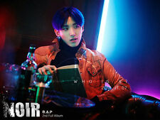 B.A.P-[NOIR] 2nd Album Limited BAP MOON JONG UP Ver. CD+Photobook+Card+2p POSTER