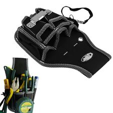 9 in1 Electrician Waist Pocket Tool Belt Pouch Bag Screwdriver Utility Holder SY