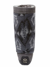 New in Box Womens Manitobah Mukluks Full Wool Mukluk Boots Charcoal  $ 199.99