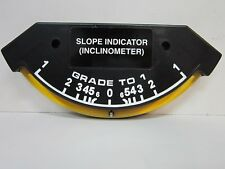 Mechanical Inclinometer Model 006 (006S)
