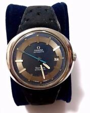 OMEGA DYNAMIC GENEVE  VINTAGE AUTOMATIC  WATCH with Patented lock strap