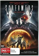Screamers - The Hunting [ DVD ] Region 4, FREE Next Day Post....8558