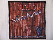 Patch ricamate-AC/DC-Fly On The Wall-Black Sabbath
