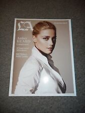 AMBER HEARD - LOS ANGELES TIMES MAGAZINE - OCTOBER 2011