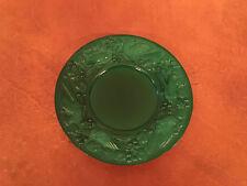 Czech Art Deco Heinrich Hoffmann Henry Schlevogt Design Malachite Glass Plate