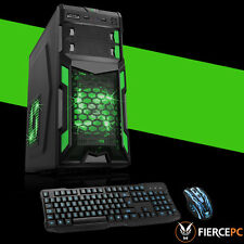 ULTRA FAST Quadcore 16GB 1TB Desktop Gaming PC Computer Bundle 4.2GHz AMD 216295