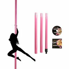 Proffesional Dancing Pole Stripper Club Pink Pole 50mm Exercise Fitness Machine