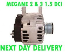 RENAULT MEGANE 2 & 3 1.5 DCI 2005 2006 2007 2008 2009  on NEW RMFD ALTERNATOR