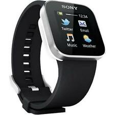 Sony MN2 LiveView Smartwatch Generation 2 für Android in schwarz