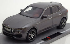 BBR 2016 Maserati Levante Grey Metallic 1/18 Scale LE of 199 New! BBRC1809C New!