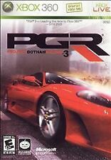 Project Gotham Racing 3 Platinum Hits **NEW** (Microsoft Xbox 360) Video Game