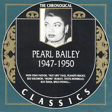 1947-1950 by Pearl Bailey-CLASSICS CD NEW