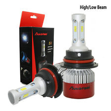 252W 25200LM CREE LED Headlight Kit 9004 HB1 Hi/Low Beam 6000K White Bulbs