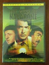 The Guns of Navarone (DVD, 2000)*New*Gregory Peck Anthony Quinn David Niven