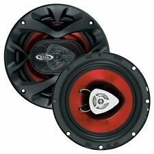"BOSS AUDIO CH6520 Chaos Exxtreme 6.5"" 2-way 250-watt Full Range Speakers CPS"