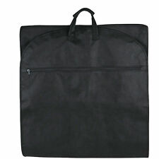 "48"" Travel Garment Bag Bags Suit Jackets Clothes Dresses Non-Woven Foldable View"
