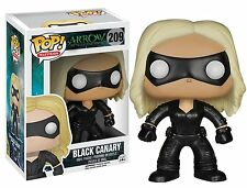 Funko Pop TV: Arrow - Black Canary Vinyl Figure