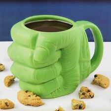 Marvel Incredible Hulk Fist Shaped 3D Giant Mug Avengers Tea Coffee Cup