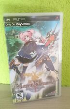 Mana Khemia student alliance sony psp new factory sealed us régionale code libre