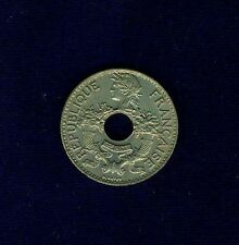 FRENCH INDO-CHINA  1938  5 CENTIMES COIN,  UNCIRCULATED AND CHOICE!
