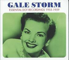 Gale Storm - Essential Dot Recordings 1955-1959 (3CD 20140 NEW/SEALED
