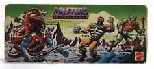 1988 Mattel Masters Of The Universe DRAGON SKELETOR VINTAGE STICKER Spain excl.