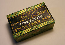 Dip Pen Nibs Joseph Gillott Fine Points Edinburgh Pen No.5..Sealed Box 144 Nibs