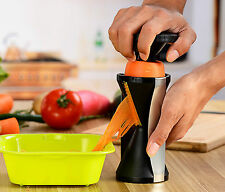 EA Kitchen Premium Spiralizer Vegetable Spiral Slicer Cutter Christmas Gift UK