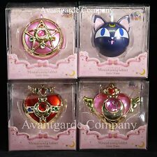 Bandai Sailor Moon Miniaturely Tablet, Ccomplete set of 4 100% Authentic