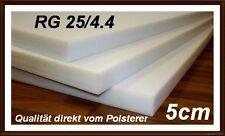 Schaumstoff Platte Schaumstoffplatte RG25 200x120x5 cm