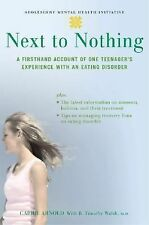 """NEXT TO NOTHING"" BOOK BY CARRIE ARNOLD"