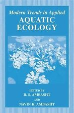 Modern Trends in Applied Aquatic Ecology (2003, Hardcover)