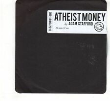 (HE944) Atheist Money, Adam Stafford - 2015 DJ CD