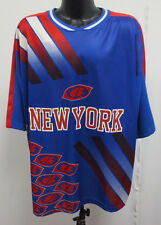 NEW YORK RANGERS 3XL VINTAGE RETRO VTG JERSEY SHIRT J PLUS NHL ICE HOCKEY MENS