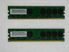 4GB pc2-6400 2 x 2GB LOW DENSITY NON-ECC PC RAM hp dell 240p DESKTOP MEMORY