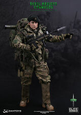 1/6 DAMToys Dam Toys #78023 Elite Series Royal Marines Commando Action Figure