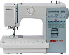 Extra Discount - Usha Janome Stitch Magic Automatic Sewing Machine