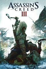 ASSASSIN'S CREED III POSTER Amazing RARE HOT NEW 24x36 -VW0