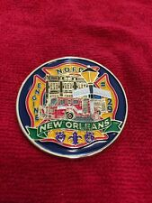 "New Orleans Fire Dept ENGINE 29 Challenge Coin ""pride Of The French Quarter"""
