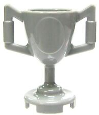Lego Minifigs Light Bluish Gray Trophy Cup Award Utensil Accessory NEW