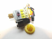 XMODS STAGE 2 ELECTRIC MOTOR UPGRADE ROAD RACE MOTOR  30K RPM BEVEL 4.40 GEAR