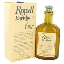 Royall Bay Rhum Cologne by Royall Fragrances 8oz All Purpose Lotion men NEW