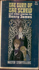 The Turn Of The Screw and Other Stories Henry James Book Scholastic TK 650 1968
