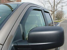 In-Channel Wind Deflectors for 2006 - 2012 Honda Ridgeline