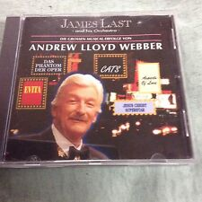James Last And His Orchestra Play Andrew Lloyd Webber CD