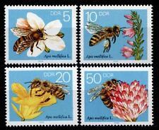 Honigbienen. Imkerei in DDR. 4W. DDR 1990