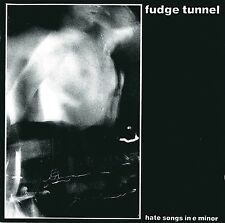 "Fudge Tunnel ""Hate Songs In E Minor"" CD - NEW"