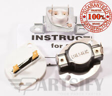 279973 AP3094323 PS334387 3390719 DRYER FUSE KIT FOR WHIRLPOOL KENMORE MAYTAG