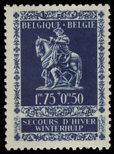 "BELGIUM B338 (Mi620) - Winter Relief Fund ""St. Martin de Tours"" (pf42757)"